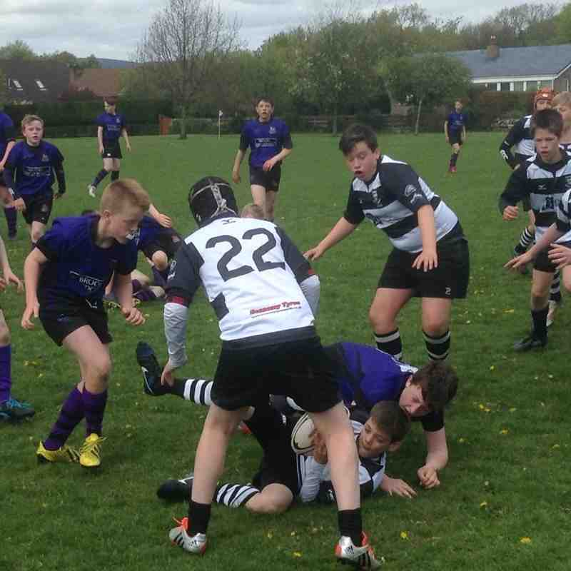 U13 vs Kinross 15 May 2016