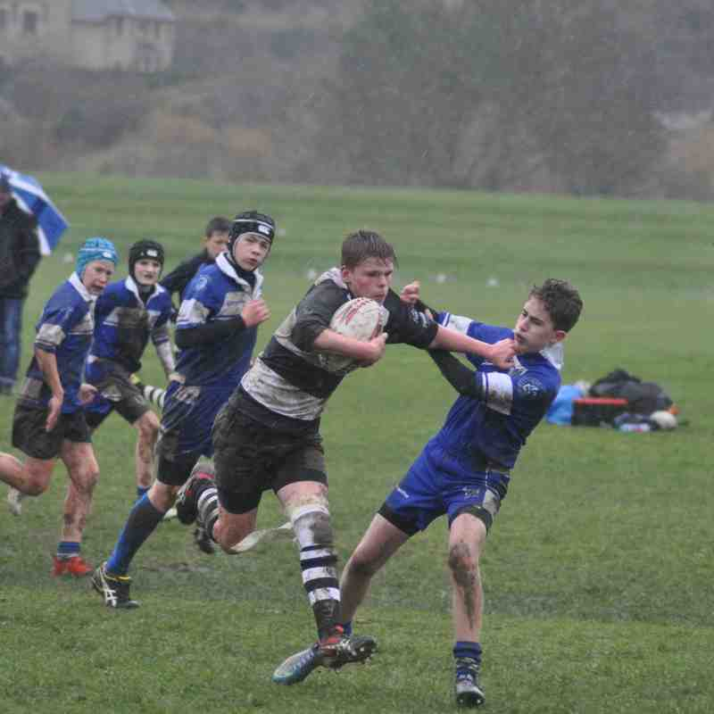 U14s vs Dunfermline 26 Feb 2017