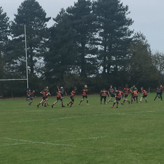 4/11/18 West Norfolk vs Wymondham Titans (u15's) 5-29