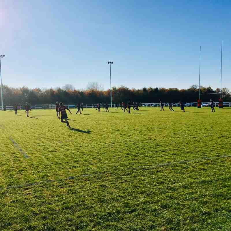 Wymondham Titan's vs West Norfolk (51-5)