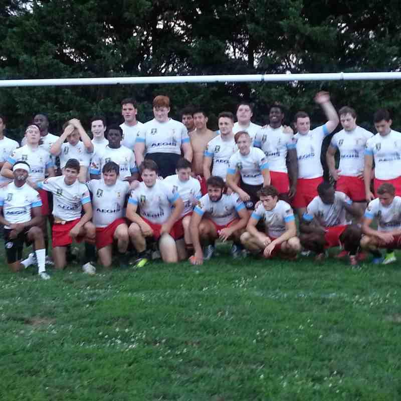 Rugby Maryland vs. Bryntirion Comprehensive (Bridgend, Wales)
