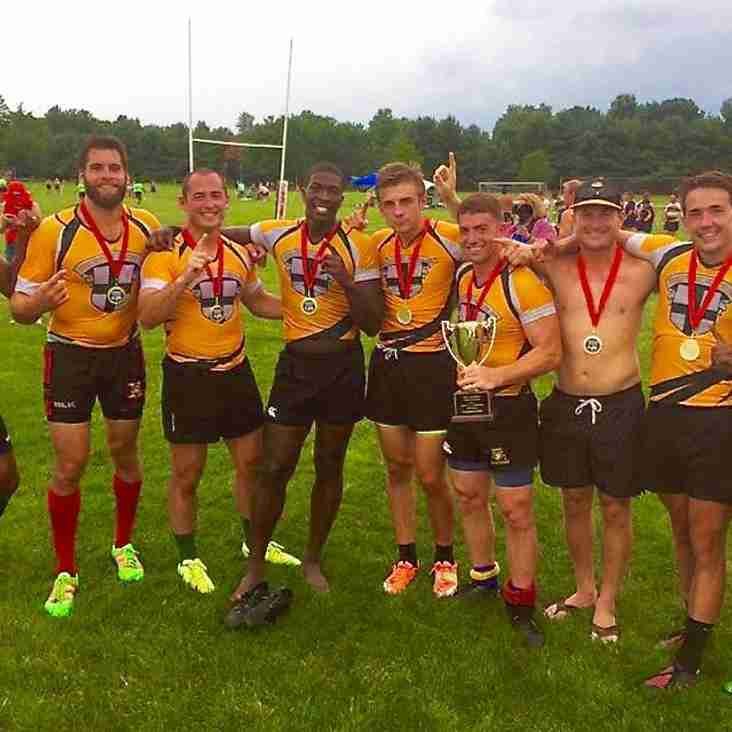 Beltway Elite Sevens Rugby Clinic -- July 29th