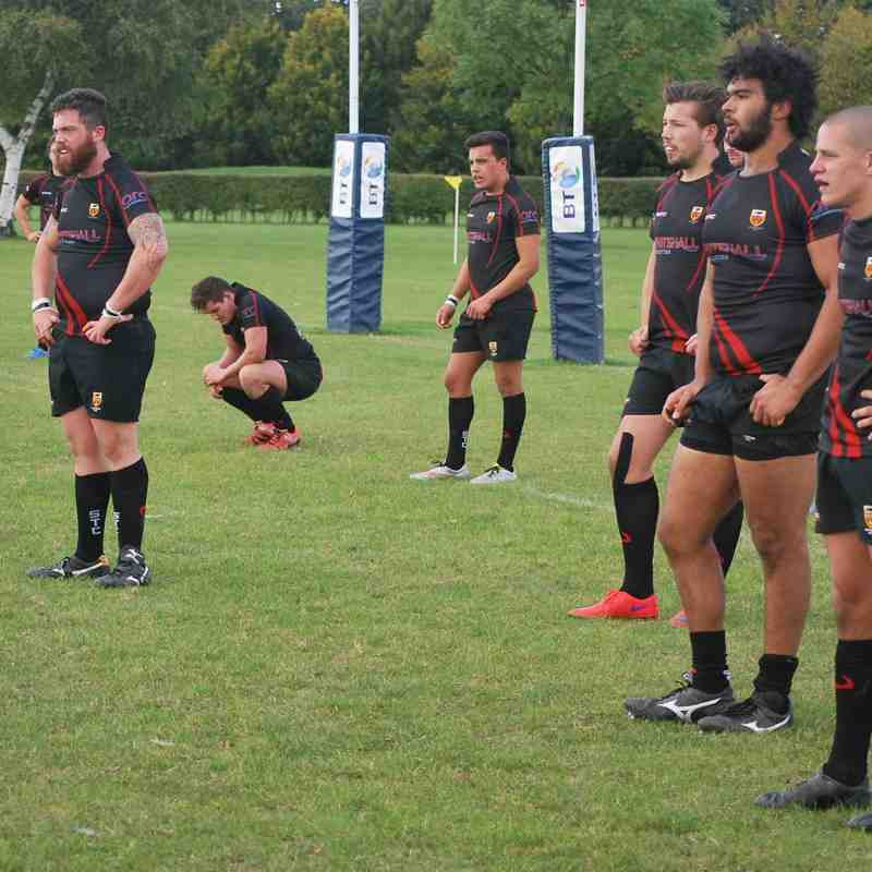 Colchester 2nd XV Ravens vs Bury St Edmonds Wolfhounds