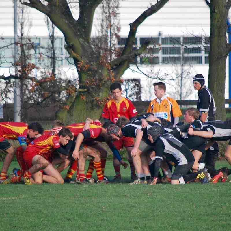 Colchester U16s vs Cambridge