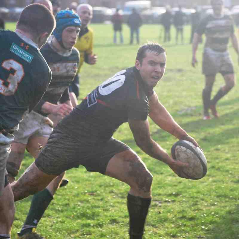 Colchester Ravens vs Ealing Men