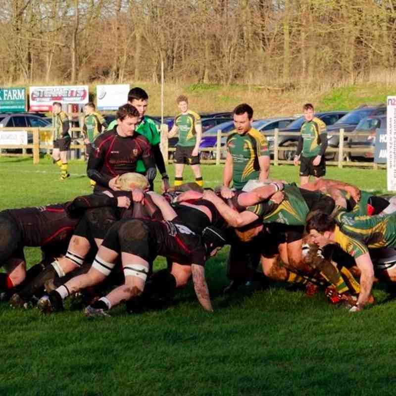 Bury St Edmunds Wolfhounds vs Colchester Ravens