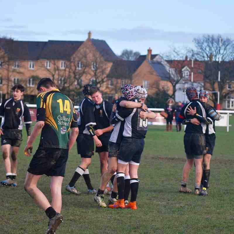 Colchester U16 As vs Bury St Edmunds