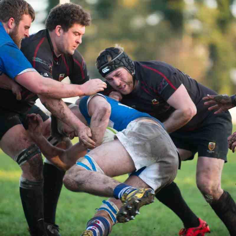 Bishop's Stortford IIs vs Colchester Ravens