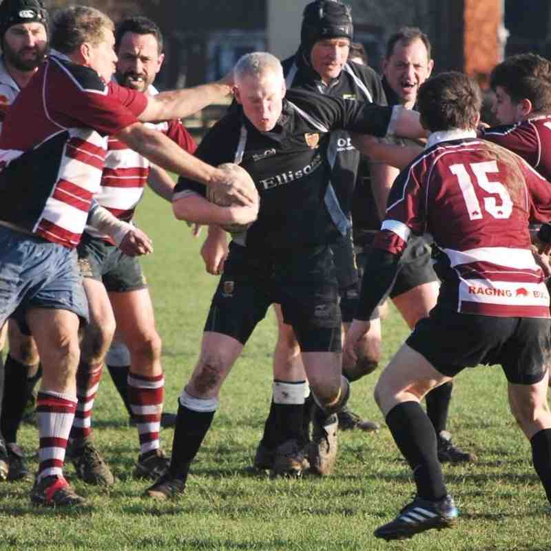 Colchester Roundheads vs Hadleigh