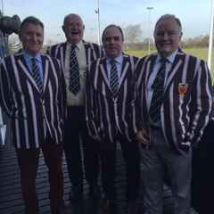Bold New Blazers for CRFC