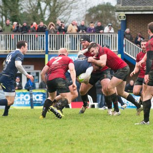 East Grinstead RFC 15 Colchester 1st XV 11