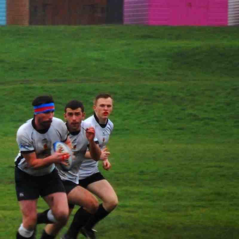 Harwich & Dovercourt vs Colchester A XV