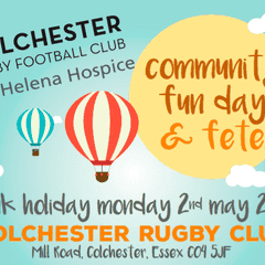 Community Day at CRFC is back!
