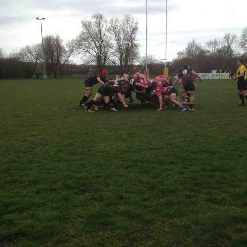 1st XV v Tonbridge Juddian