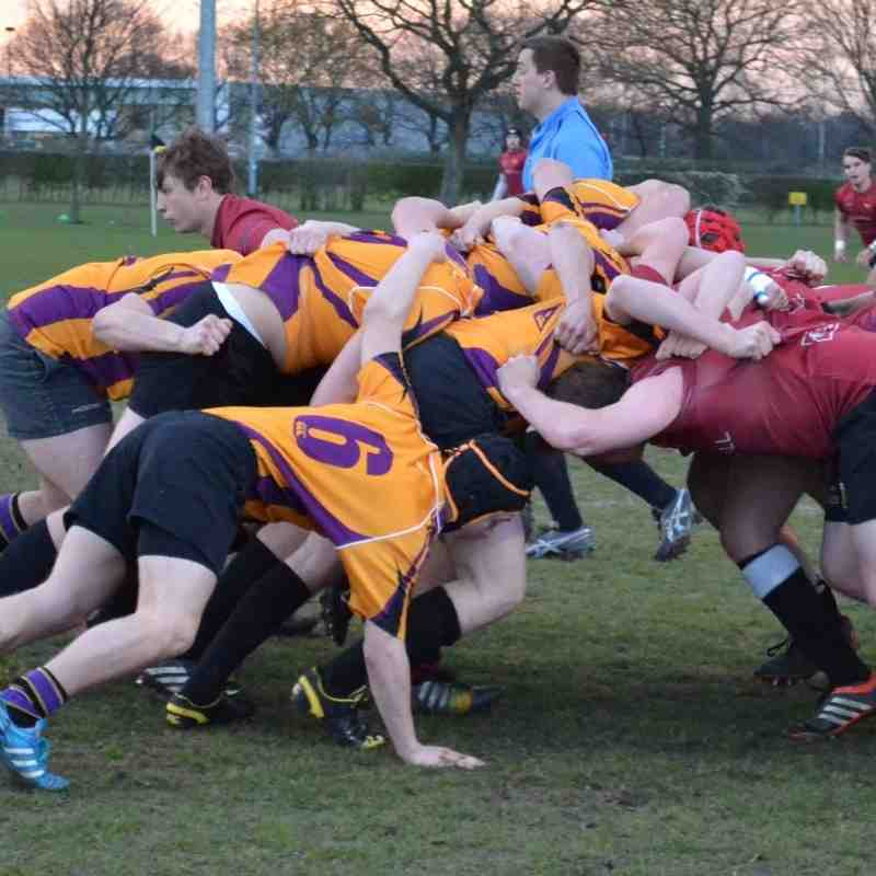 Colts Academy vs Colchester Royal Grammar School