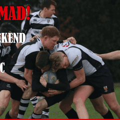 Raven Mad! Your weekend round up from CRFC