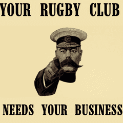 Your Rugby Club needs Your Business