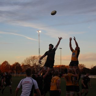 Colchester 1st XV 17 Guildford RFC 24