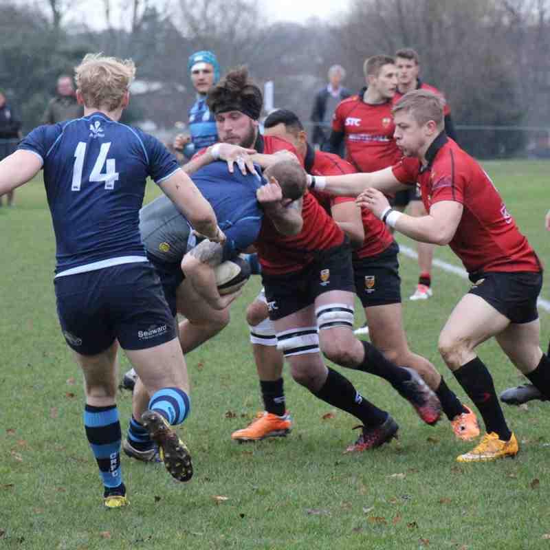 Colchester 1st XV vs Chichester