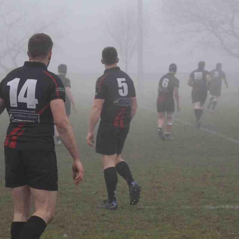 Colchester Ravens vs Shelford