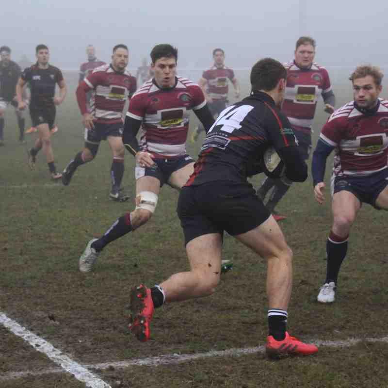 Colchester 1st XV vs Shelford