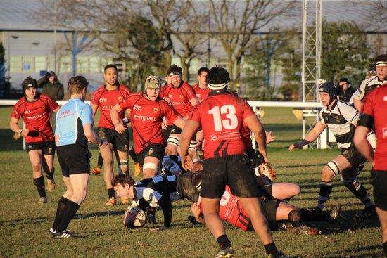 Colchester 1st XV vs Sutton & Epsom