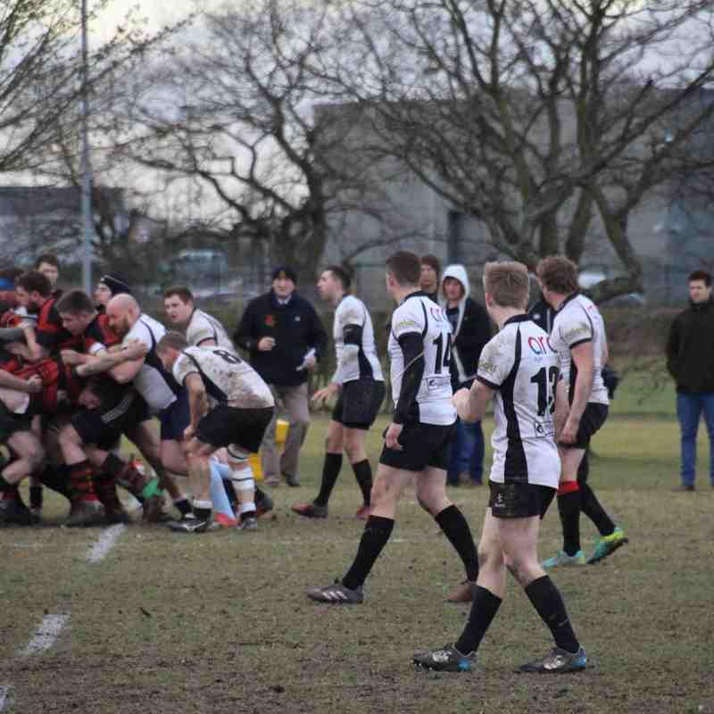 Colchester A XV vs Wymondham RFC