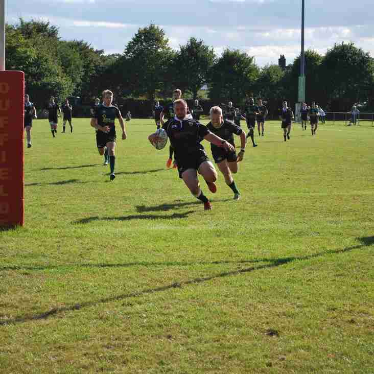 Colchester 1st XV Try Scoring Footage