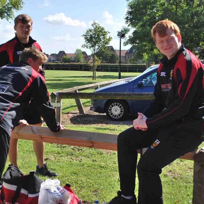 Colchester 1st XV vs North Walsham
