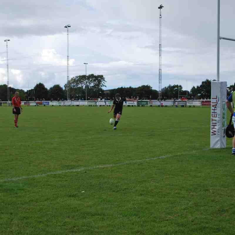 Colchester 1st XV vs Diss RFC