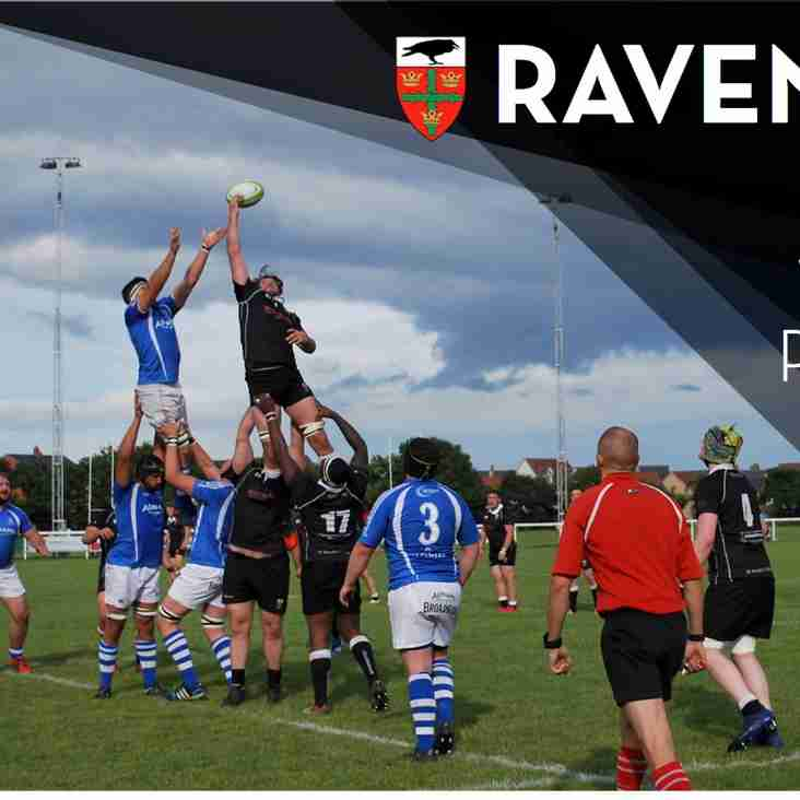 Raven Mad! Bonus point streak continues and a new exciting event at CRFC