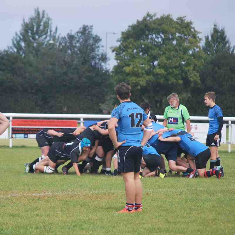 Colchester Colts vs Woodbridge RFC