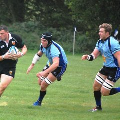 Colchester 1st XV vs Chingford RFC