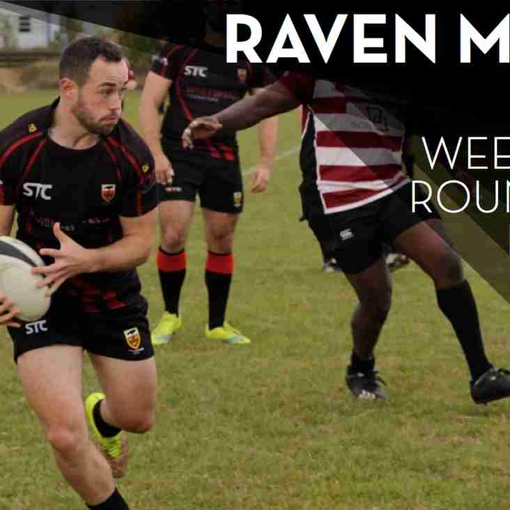 Raven Mad! 1st XV back at home and Fireworks tickets now on sale!