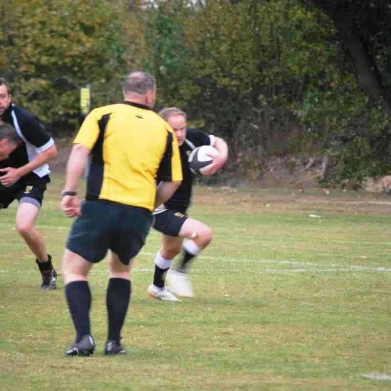 Colchester Cavaliers vs Hadleigh Falcons