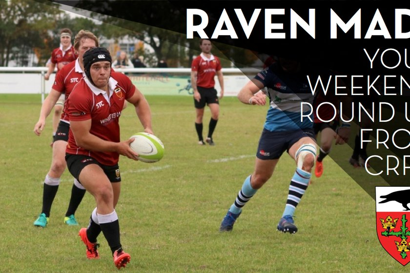 Senior Rugby returns from rest and we gear up for Halloween in Raven Mad!