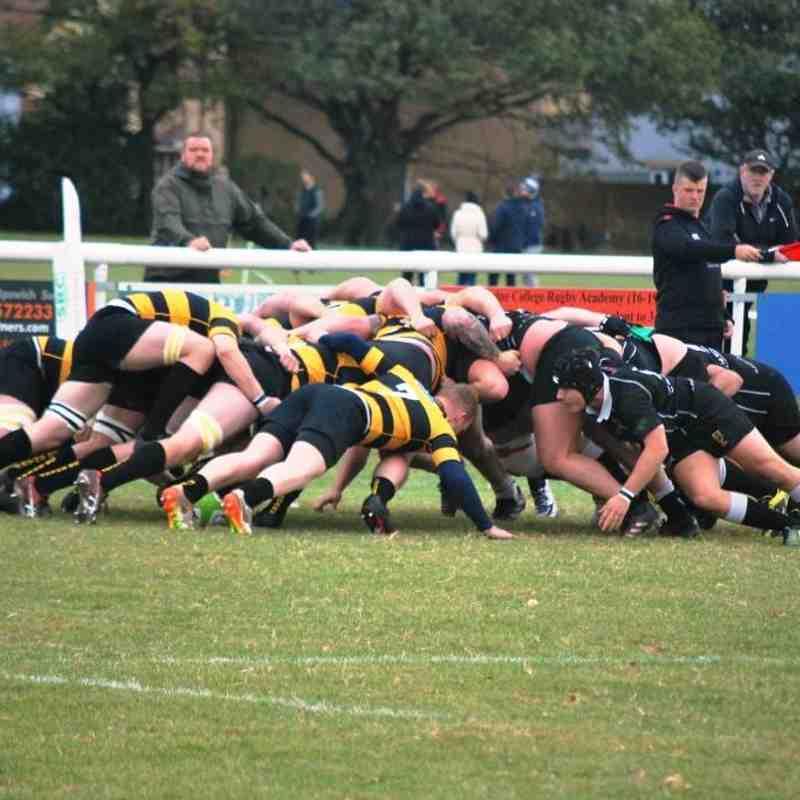Colchester 1st XV vs Letchworth Garden City