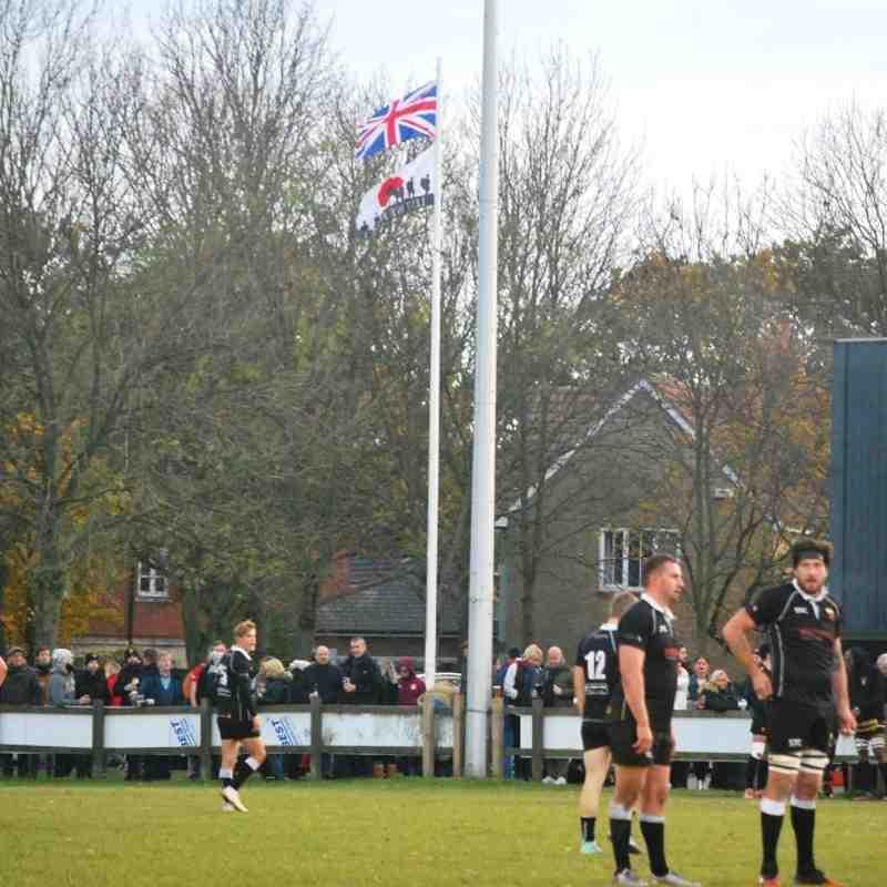 Colchester 1st XV vs Old Priorians
