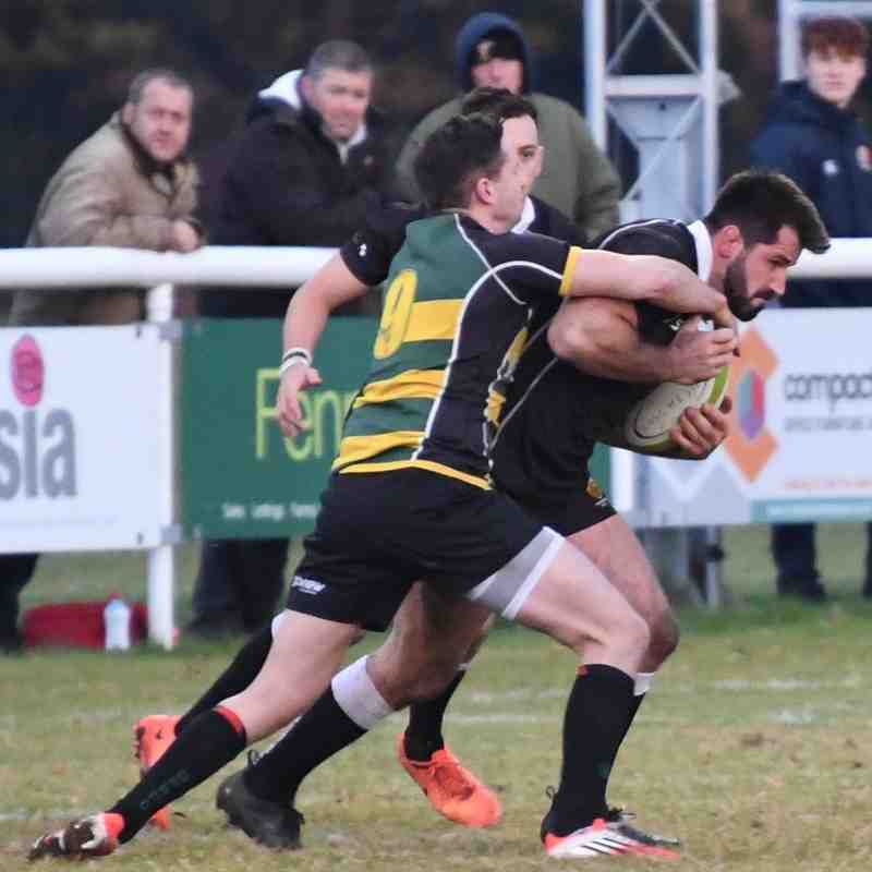 Colchester 1st XV vs Old Priorians