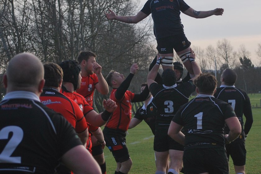 South Woodham Ferrers 7 | 76 Colchester 1st XV