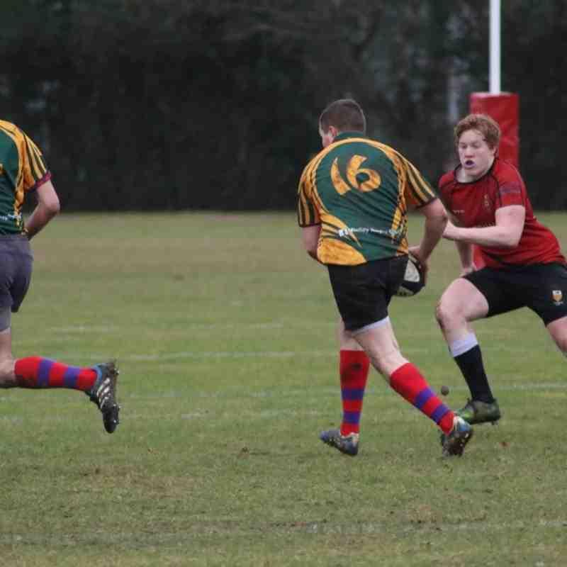 Colchester A XV vs Mistley