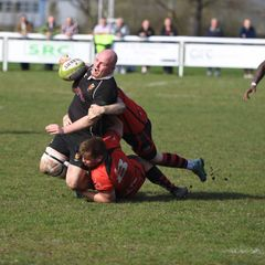 Colchester 1st XV vs South Woodham Ferrers
