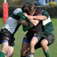 A XV vs Norwich Union