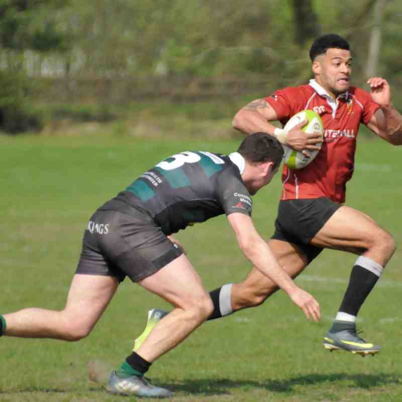 Colchester 1st XV vs North Walsham