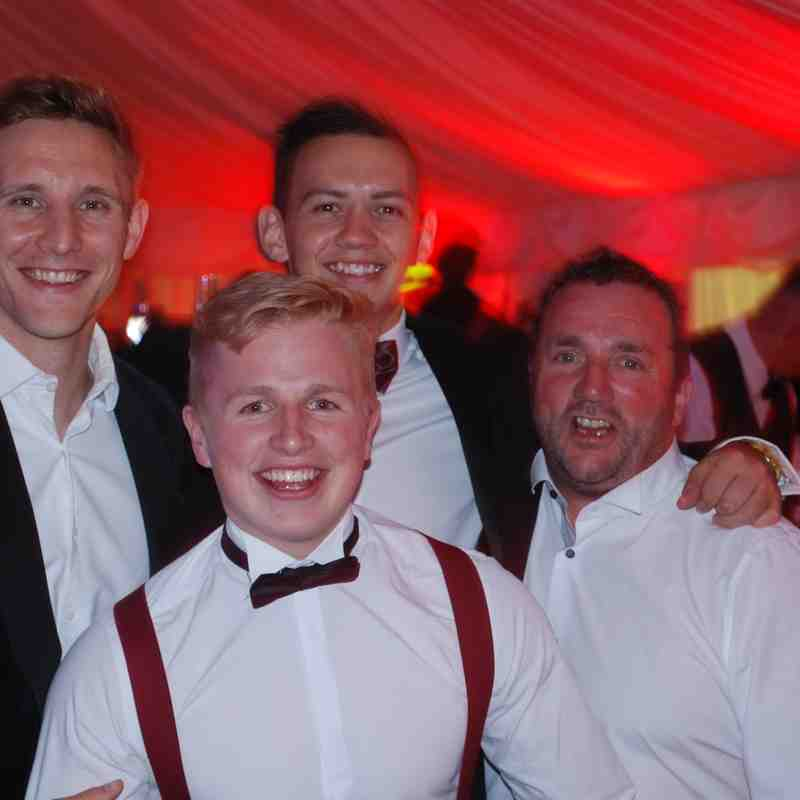 End of Season Ball 2018