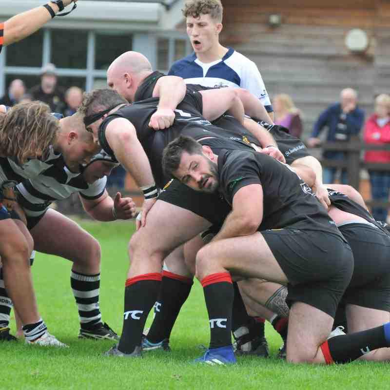 Colchester 1st XV vs Sudbury