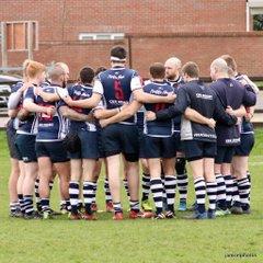 Colchester A XV vs Sudbury