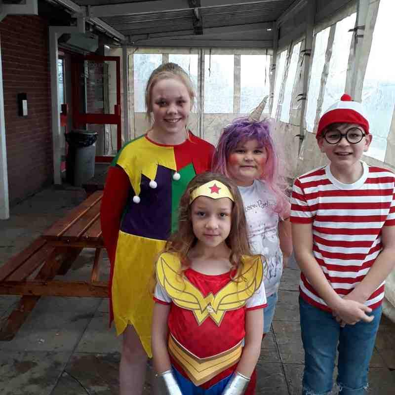 Fancy dress party 4th November 2018