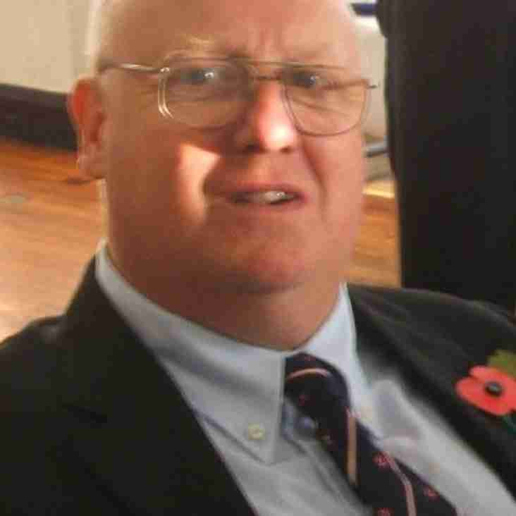 IAN SPIVEY - RFU & MITSUBISHI MOTORS VOLUNTEER RECOGNITION AWARD