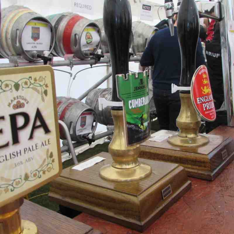 BEER FESTIVAL 30TH APRIL- 2ND MAY 2016